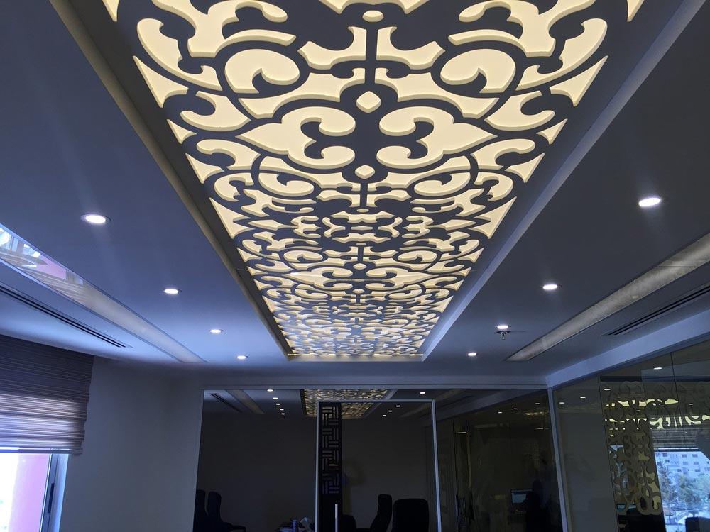 Rénovation plafond Loiret